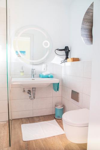 Einzelzimmer - Bad